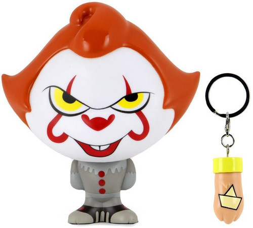 IT BHUNNY Pennywise 4-Inch Stylized Figure (Pre-Order ships November)