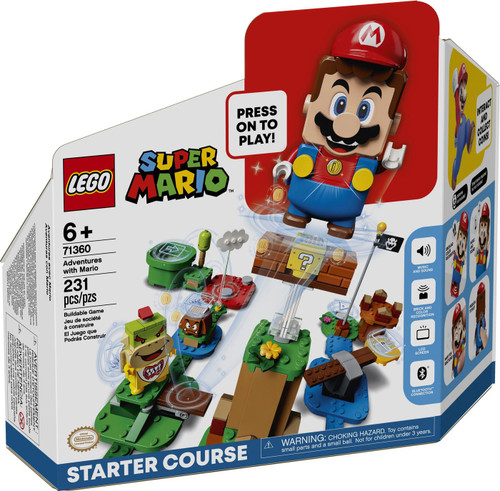 LEGO Super Mario Adventures with Mario Starter Course Set #71360