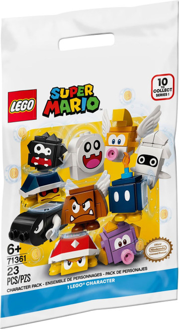 LEGO Super Mario Mystery Pack #71361 [1 RANDOM Figure]