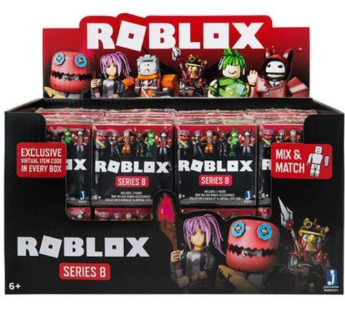 Roblox Series 8 Mystery Box [24 Packs]