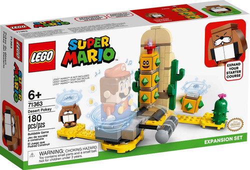 LEGO Super Mario Desert Pokey Expansion Set #71363