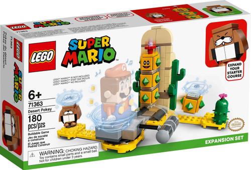 LEGO Super Mario Desert Pokey Expansion Set #71363