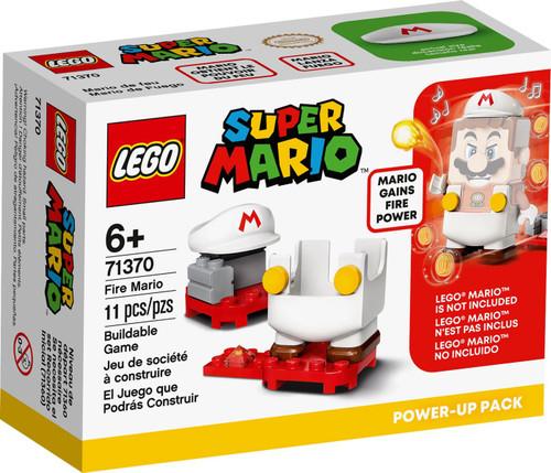 LEGO Super Mario Fire Mario Power-Up Pack Set #71370