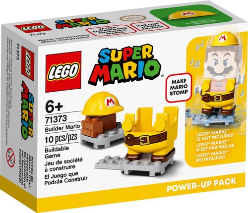 LEGO Super Mario Builder Mario Power-Up Pack Set #71373