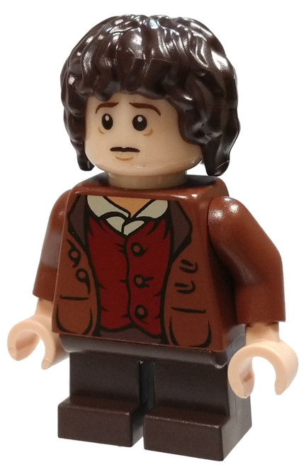 LEGO The Lord of the Rings Frodo Baggins Minifigure [Without Cape Loose]