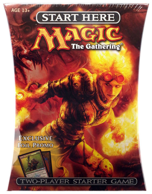 MtG Trading Card Game 10th Edition 15th Anniversary 2-Player Starter Deck [Chandra]