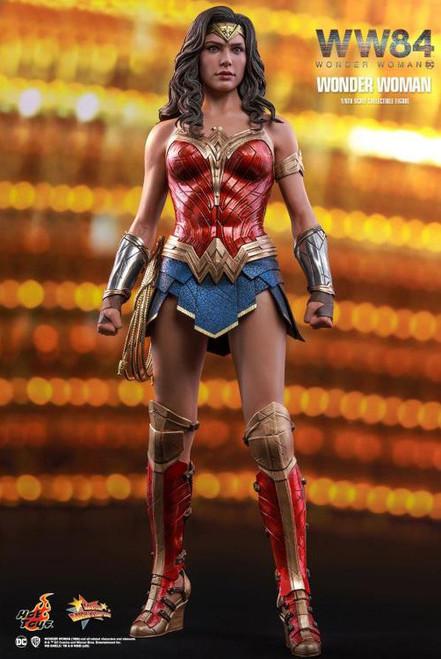 DC Wonder Woman 1984 Wonder Woman Collectible Figure MMS584 (Pre-Order ships March 2022)