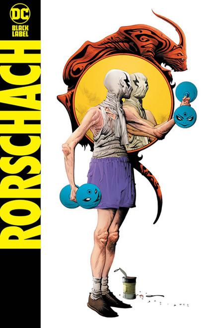 DC Rorschach #1 Comic Book [Jae Lee Variant]