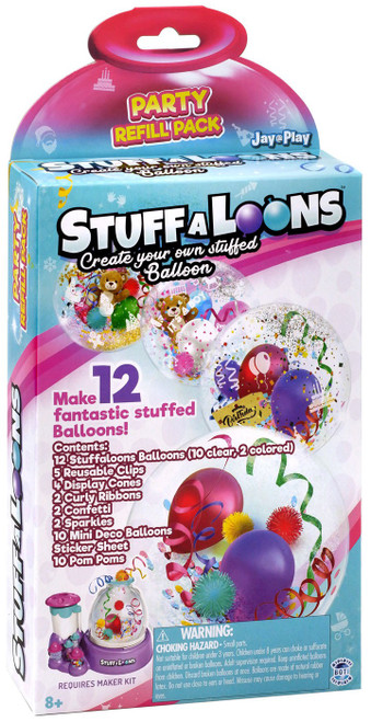 Stuff-A-Loons Party Pack