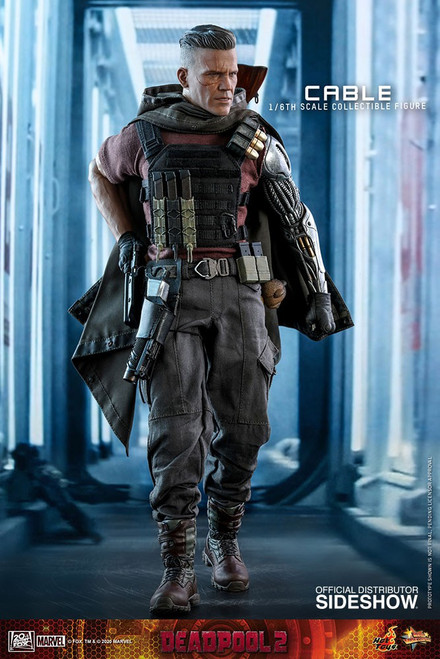 Marvel Deadpool 2 Cable Collectible Figure [Collector Edition, Non-Refundable Down Payment] (Pre-Order ships September)