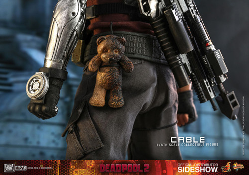Marvel Deadpool 2 Cable Collectible Figure [Collector Edition, Non-Refundable Down Payment] (Pre-Order ships February)