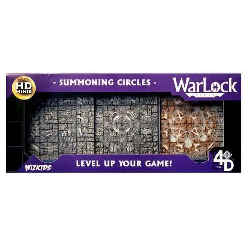 WarLock Tiles Summoning Circles