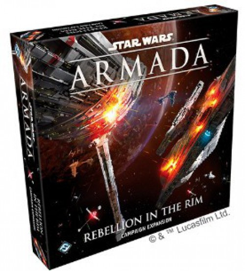 Star Wars Armada Rebellion in the Rim Expansion