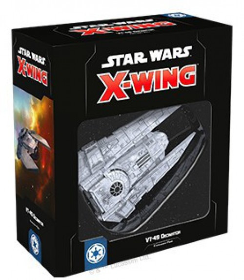 Star Wars X-Wing Miniatures Game VT-49 Decimator Expansion Pack [2nd Edition]