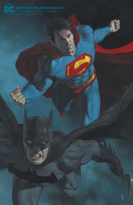 DC Batman Superman #10 Comic Book [Riccardo Federici Variant]