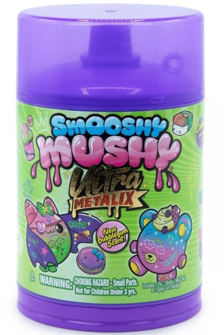 Smooshy Mushy Ultra Metalix PURPLE Mystery Pack [Bubblegum Scent]