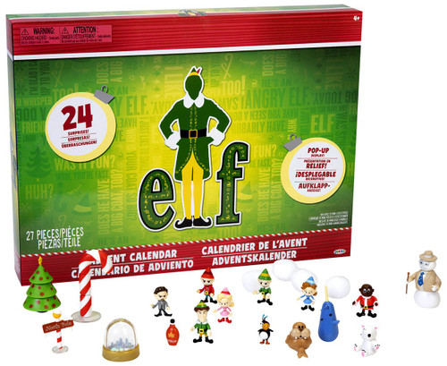 2020 Elf Advent Calendar