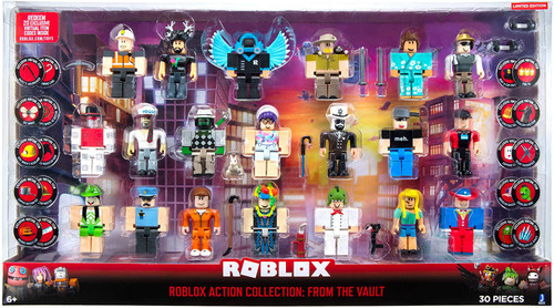 Roblox Action Collection The Vault Exclusive 20-Figure Set (Pre-Order ships November)