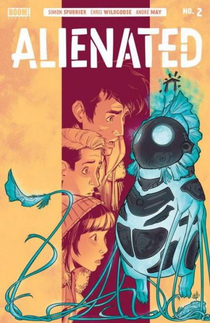 Boom! Studios Alienated #2A Comic Book