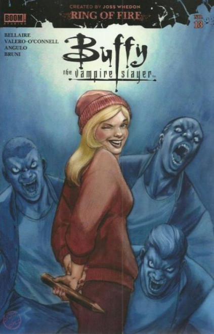Boom! Studios Buffy The Vampire Slayer, Vol. 2 #13B Comic Book