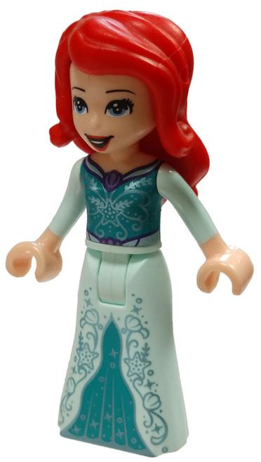 LEGO Disney Princess Ariel Minifigure [Light Aqua Dress Loose]