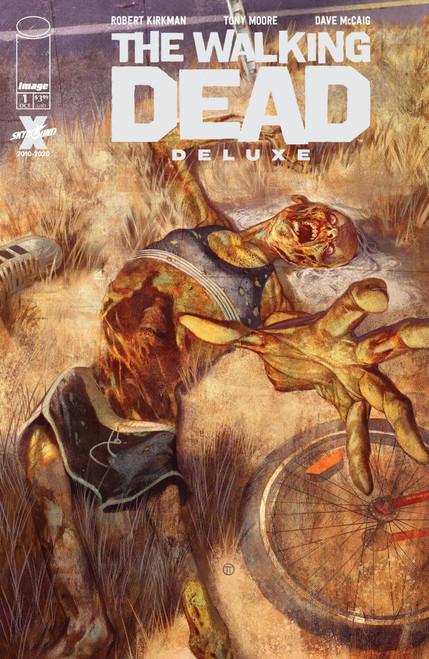 Image Comics The Walking Dead Deluxe #1 Comic Book [Cover D Tedesco]