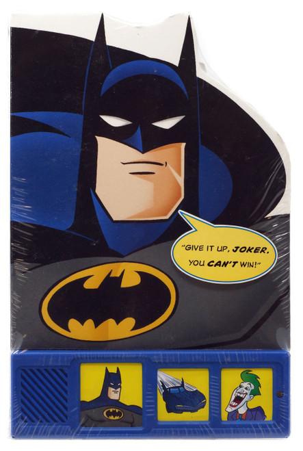 Play-a-Sound Batman Book