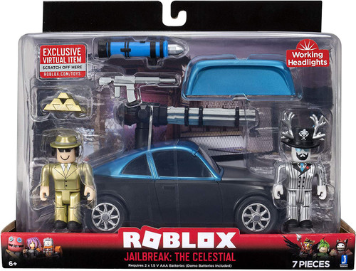 Roblox Jailbreak: The Celestial 3-Inch Deluxe Vehicle Playset