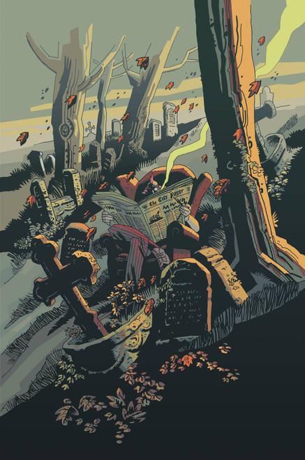 Dark Horse Umbrella Academy #2 of 6 You Look Like Death Comic Book