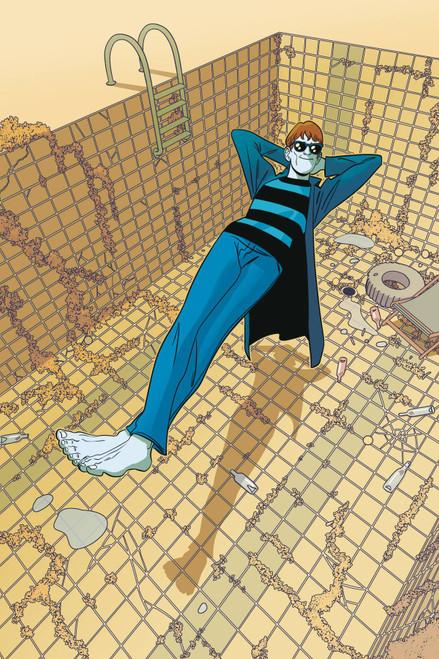 Dark Horse Umbrella Academy #2 of 6 You Look Like Death Comic Book [Culbard Variant Cover B]