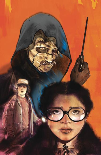 Dark Horse Stranger Things Science Camp #2 Comic Book [Raul Allen Cover B]