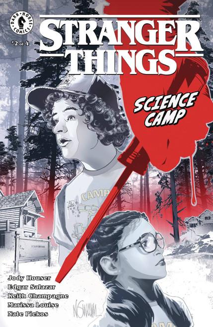 Dark Horse Stranger Things Science Camp #2 Comic Book [Eric Nguyen Cover C]