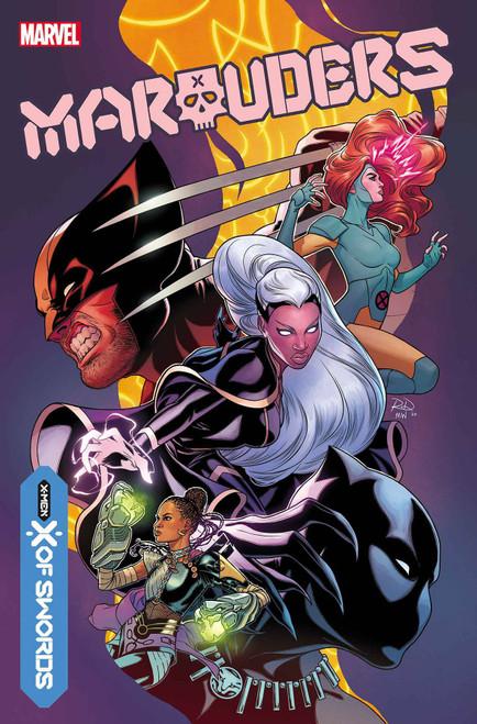 Marvel Marauders #13 X of Swords Comic Book