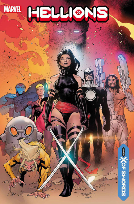 Marvel Hellions #5 X of Swords Comic Book