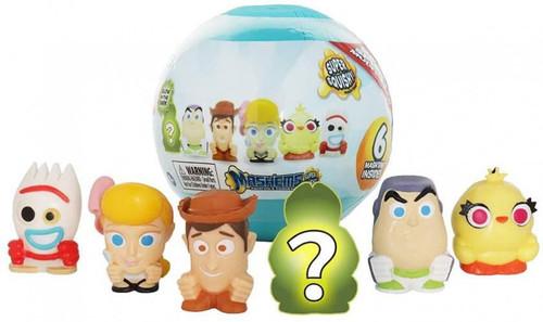 Disney / Pixar Mash'Ems Series 1 Toy Story 4 Mystery 6-Pack