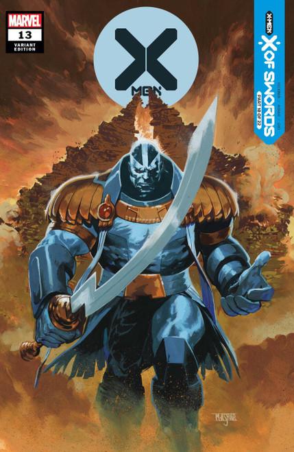 Marvel X-Men #13 X of Swords Comic Book [TBA Artist Variant]
