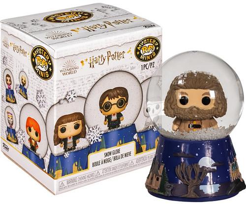 Funko Snow Globes Mystery Minis Harry Potter Mystery Pack [1 RANDOM Snow Globe!]