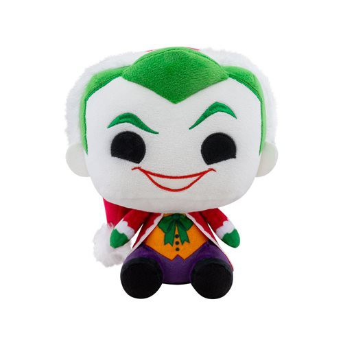 Funko DC Holiday Santa Joker Plush (Pre-Order ships June)