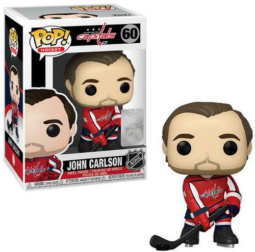 Funko NHL Washington Capitals POP! Sports Hockey John Carlson Vinyl Figure #60