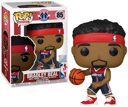 Funko Washington Wizards POP! NBA Bradley Beal Vinyl Figure [Alternative Uniform]