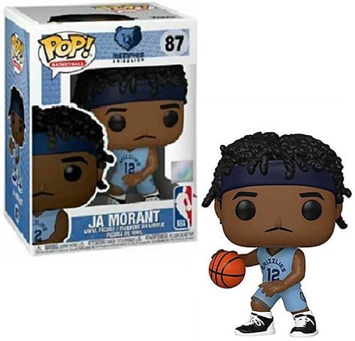 Funko NBA Memphis Grizzlies POP! Sports Basketball Ja Morant Vinyl Figure #87 [Alternative Uniform]