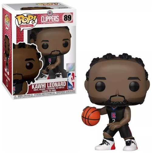 Funko NBA LA Clippers POP! Sports Basketball Kawhi Leonard Vinyl Figure #89 [Alternative Uniform]