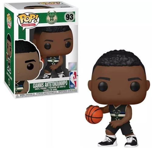 Funko NBA Milwaukee Bucks POP! Sports Basketball Giannis Antetokounmpo Vinyl Figure [Alternative Uniform]