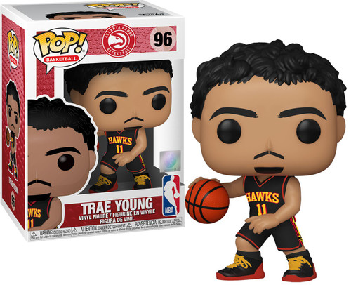 Funko Atlanta Hawks POP! NBA Trae Young Vinyl Figure [Alternative Uniform]