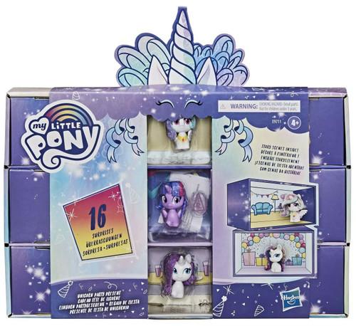 My Little Pony Unicorn Party Present 1.5-Inch Mini Figure 12-Pack