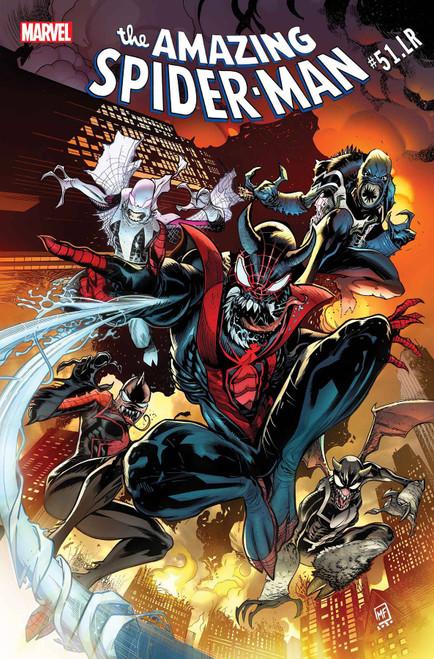 Marvel Comics Amazing Spider-Man #51.LR Comic Book