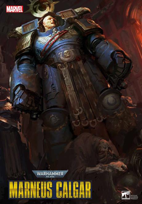 Marvel Comics Warhammer 40K #1 Marneus Calgar Comic Book [Games Workshop Variant]