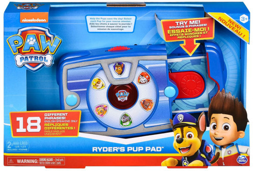 Paw Patrol Ryder's Pup Pad Interactive Toy