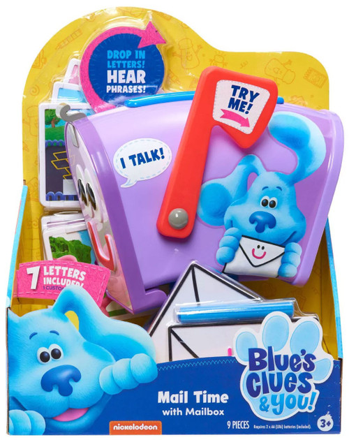 Blue's Clues & You! Mail Time with Mailbox Playset