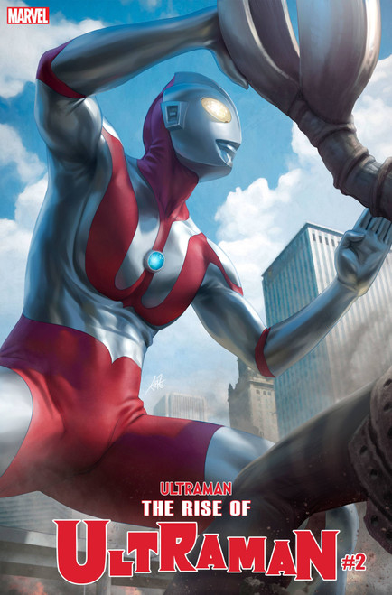 Marvel Comics Rise of Ultraman #2 Comic Book [Artgerm Variant]